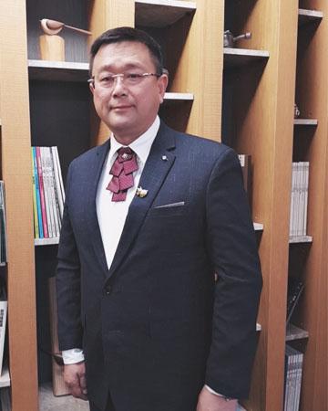 台中市大台中不動產商業開發同業公會 王至亮 理事長賀詞